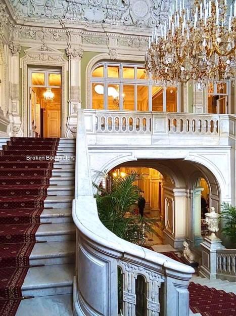 64 grand escalier palais yusupov